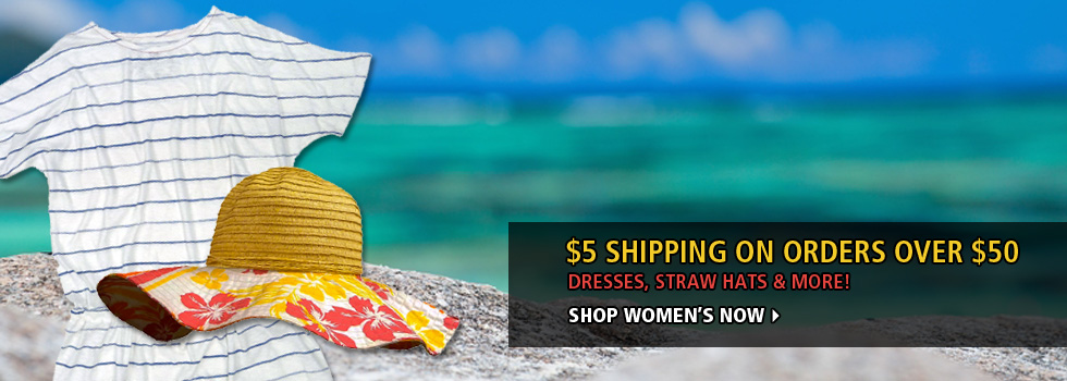 $5 Flat rate shipping. Shop women's clothing now.